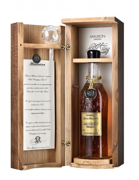 Mauxion Borderies Lot 14 700ml Cognac 08
