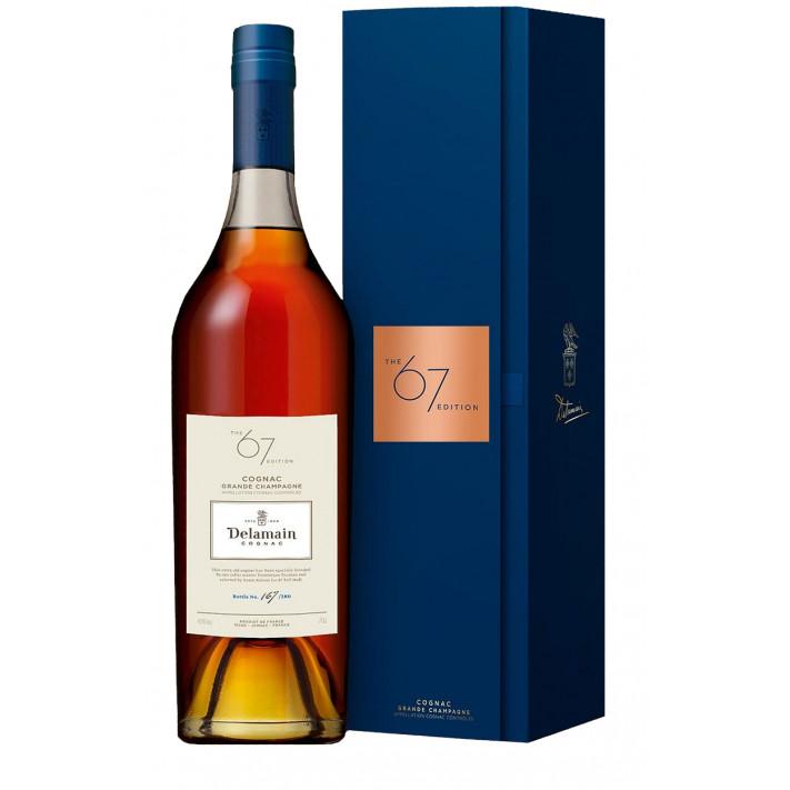 Delamain The 67 Edition Cognac 01