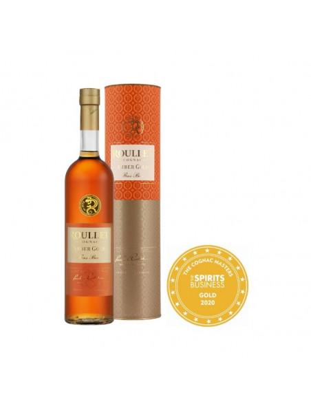 Roullet Amber Gold Cognac 06