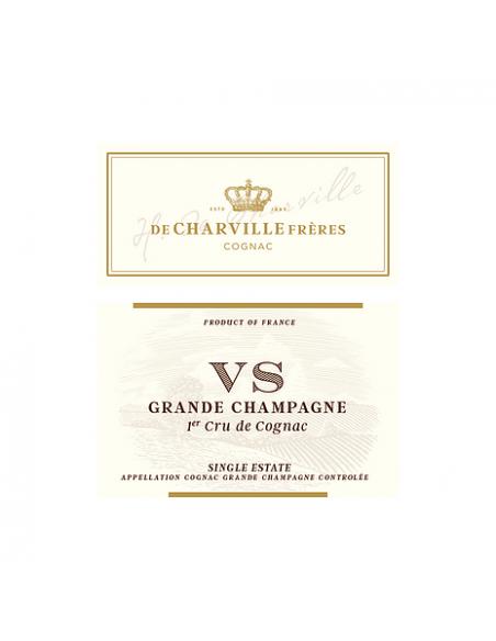 De Charville Freres VS Cognac 04