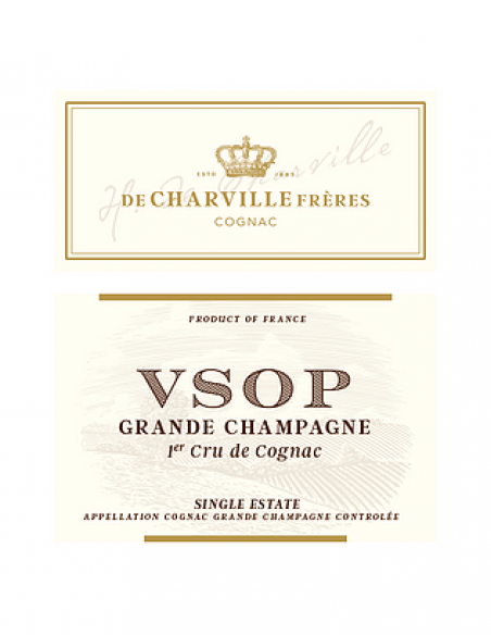 De Charville Freres VSOP Cognac 04