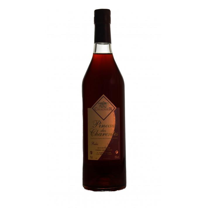 Chainier Pineau des Charentes Rubis 01