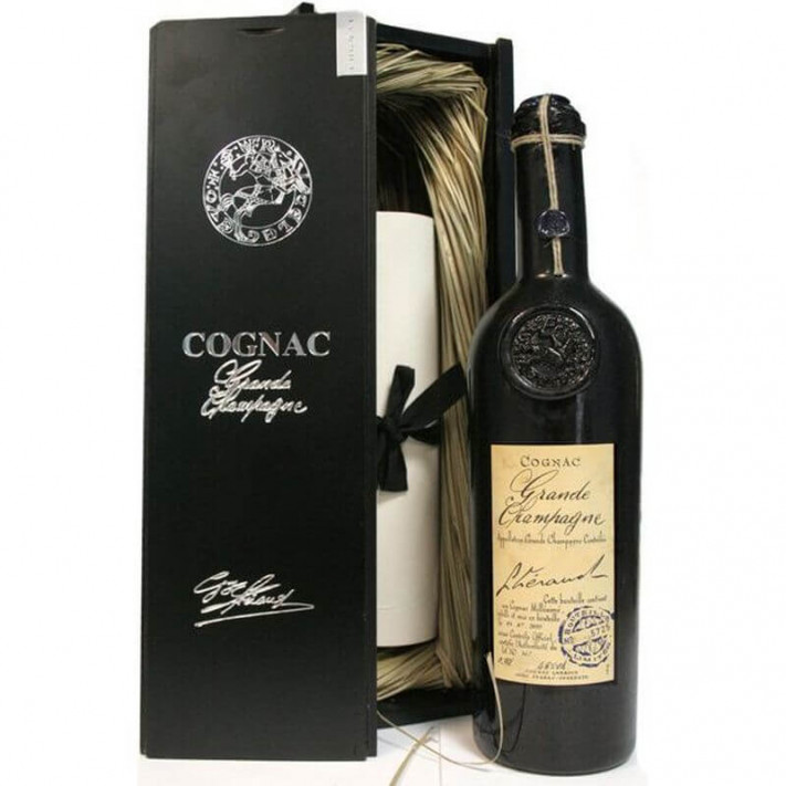 Lheraud Vintage 1987 Grande Champagne Cognac 01