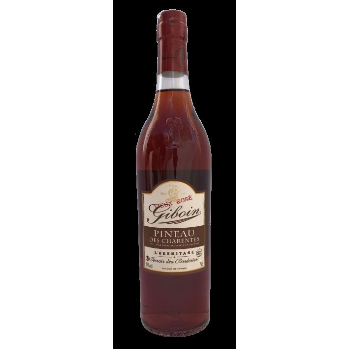 Giboin Vieux Pineau Rosé 01