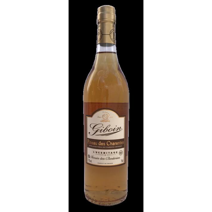 Giboin Pineau des Charentes Blanc 01