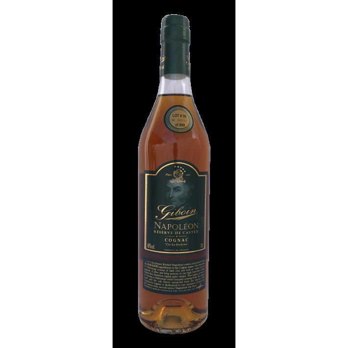 Giboin Napoléon Réserve de Castex 70cl Cognac 01