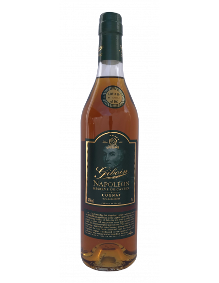 Giboin Napoléon Réserve de Castex 70cl Cognac 03