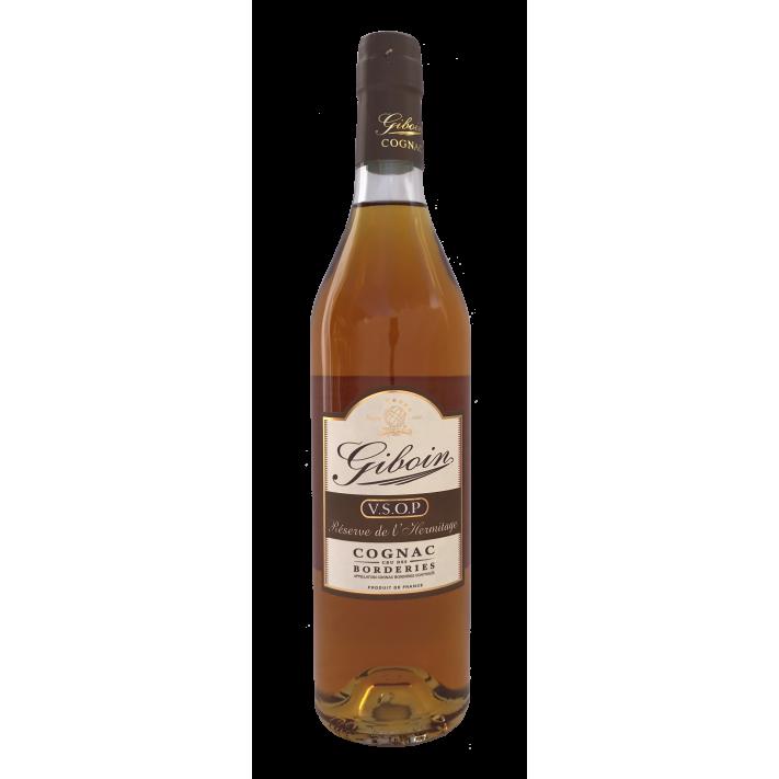 Giboin VSOP Réserve de l'Hermitage 70cl Cognac 01