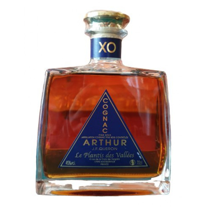 Le Plantis des Vallees XO Arthur Cognac 01