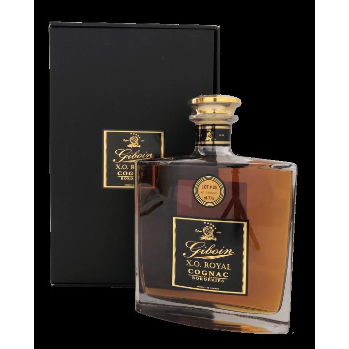 Giboin XO Royal Carafe Coffret Cognac 01