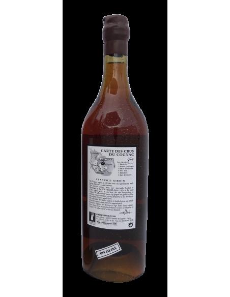 Giboin Borderies Vintage '74 Cognac 04