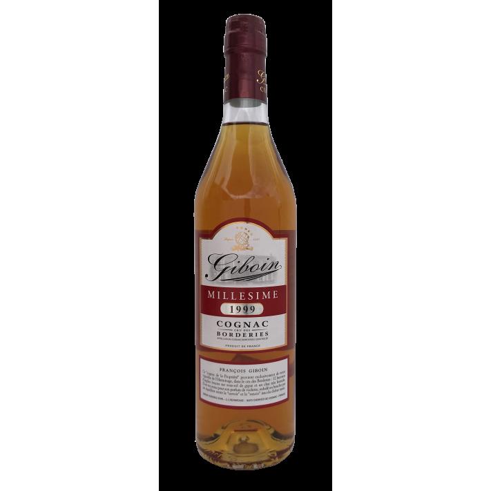 Giboin Borderies Vintage '99 70cl Cognac
