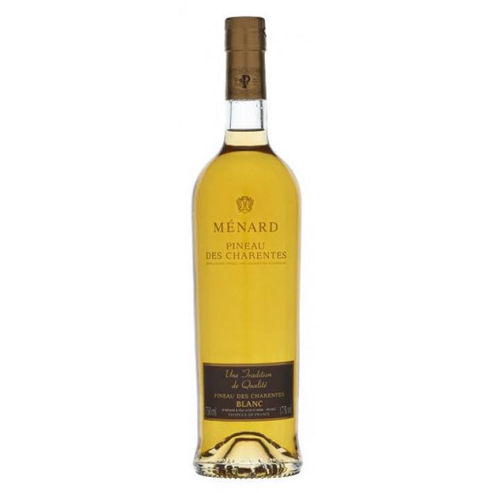 Menard White Pineau des Charentes 01