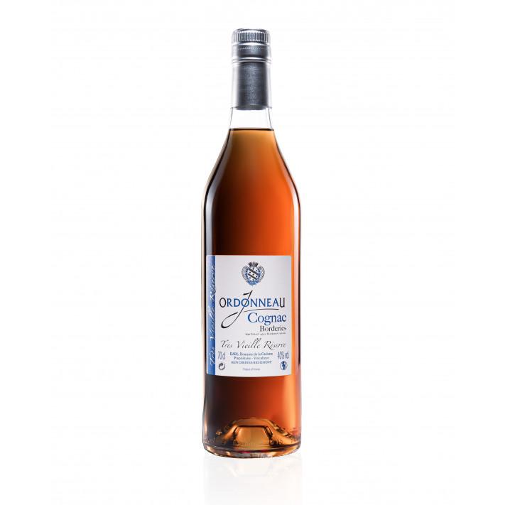 Ordonneau Domaine de la Grolette Tres Vieille Reserve Cognac 01
