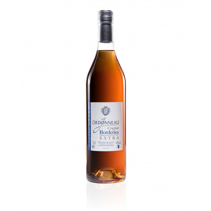 Ordonneau Domaine de la Grolette Extra de Borderies Cognac 01