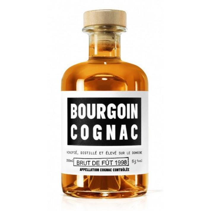 Bourgoin Brut de Fût 1998 Cognac 01