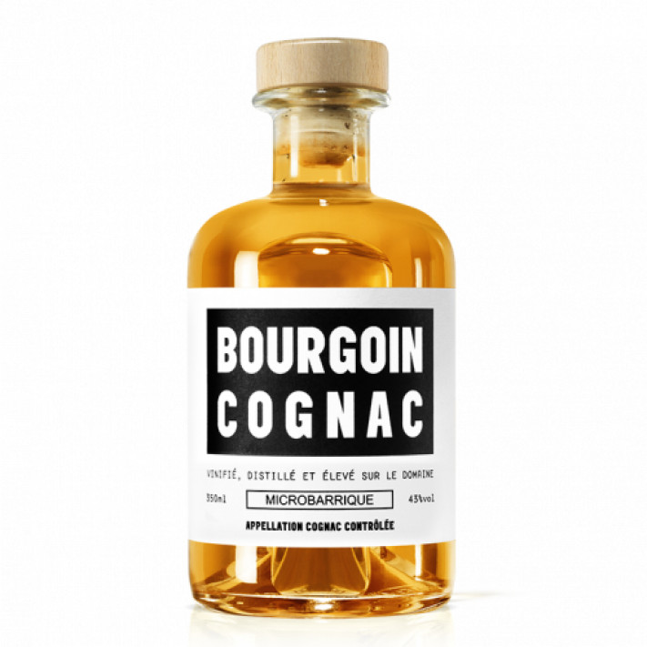 Bourgoin Micro Barrique 1998 Cognac 01