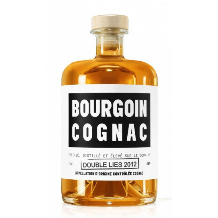 Bourgoin Double Lies 2010 Cognac 01