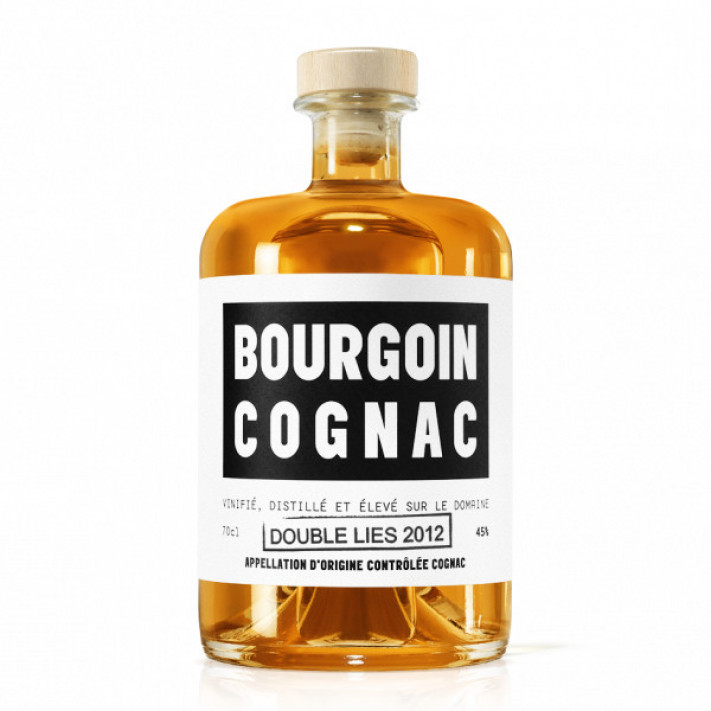 Bourgoin Double Lies 2012 Cognac 01
