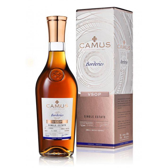 Camus VSOP Borderies Cognac 01