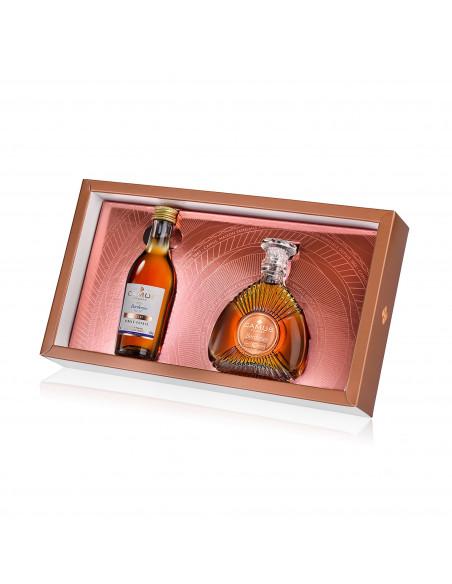 Camus Mini Set Borderies Single Estate (VSOP-XO) Cognac 06