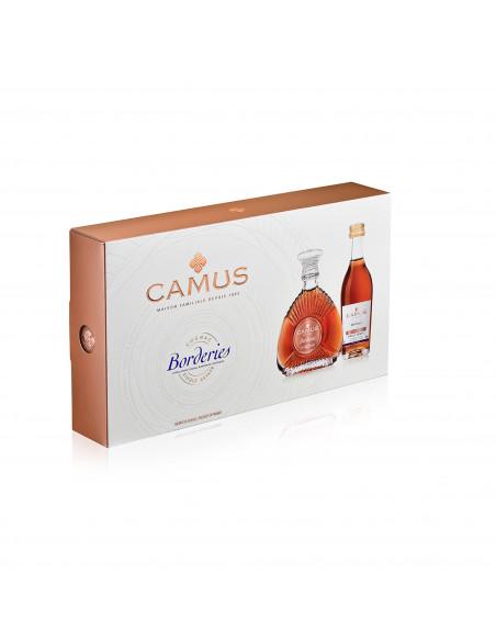 Camus Mini Set Borderies Single Estate (VSOP-XO) Cognac 010