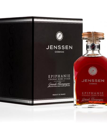 Jenssen l'Epiphanie Hors d'Age Cognac 04