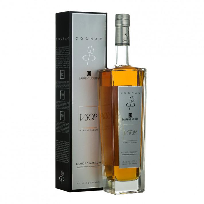Laurent Jouffe VSOP Grande Champagne Cognac 01