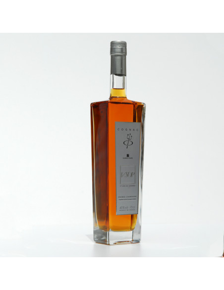 Laurent Jouffe VSOP Grande Champagne Cognac 04