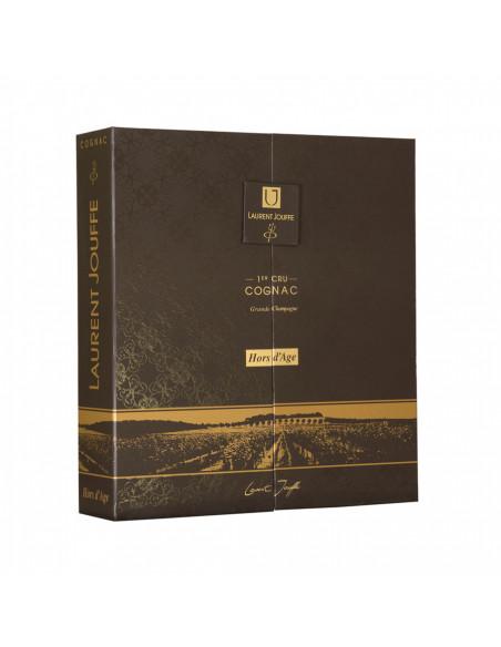 Laurent Jouffe Hors d'Age Grande Champagne Cognac 06