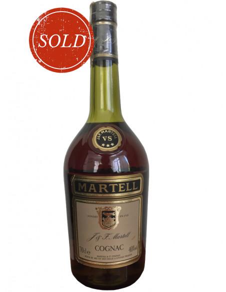 J & F Martell Three Star VS 1980s Cognac 06
