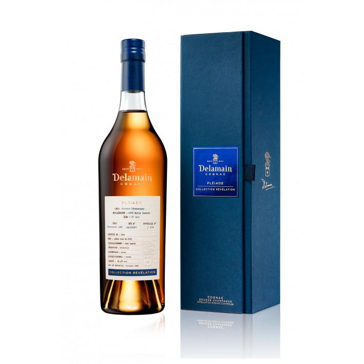 Delamain Early Landed 1999 Collection Révélation Cognac