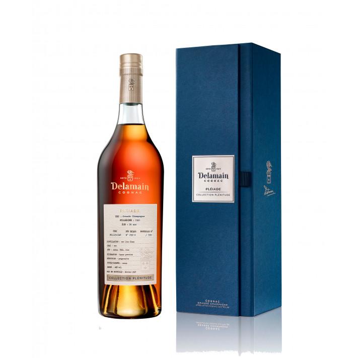 Delamain Vintage 1991 Collection Plenitude Cognac 01