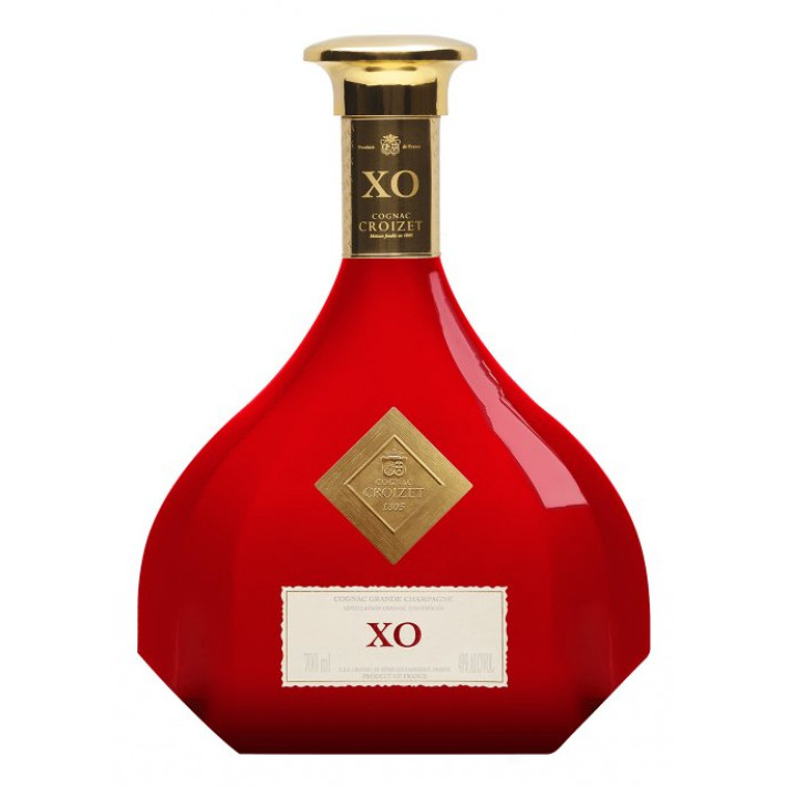 Croizet XO Red Cognac 01