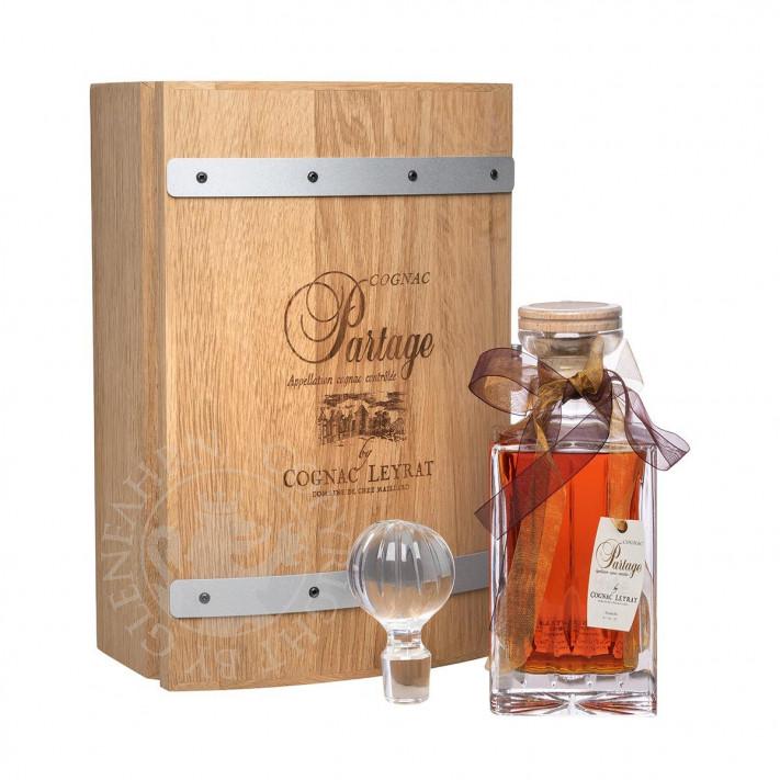 Leyrat Partage Cognac 01