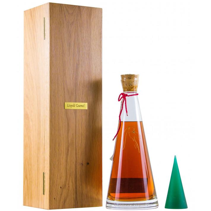 Leopold Gourmel Quintessence Decanter Cognac 01