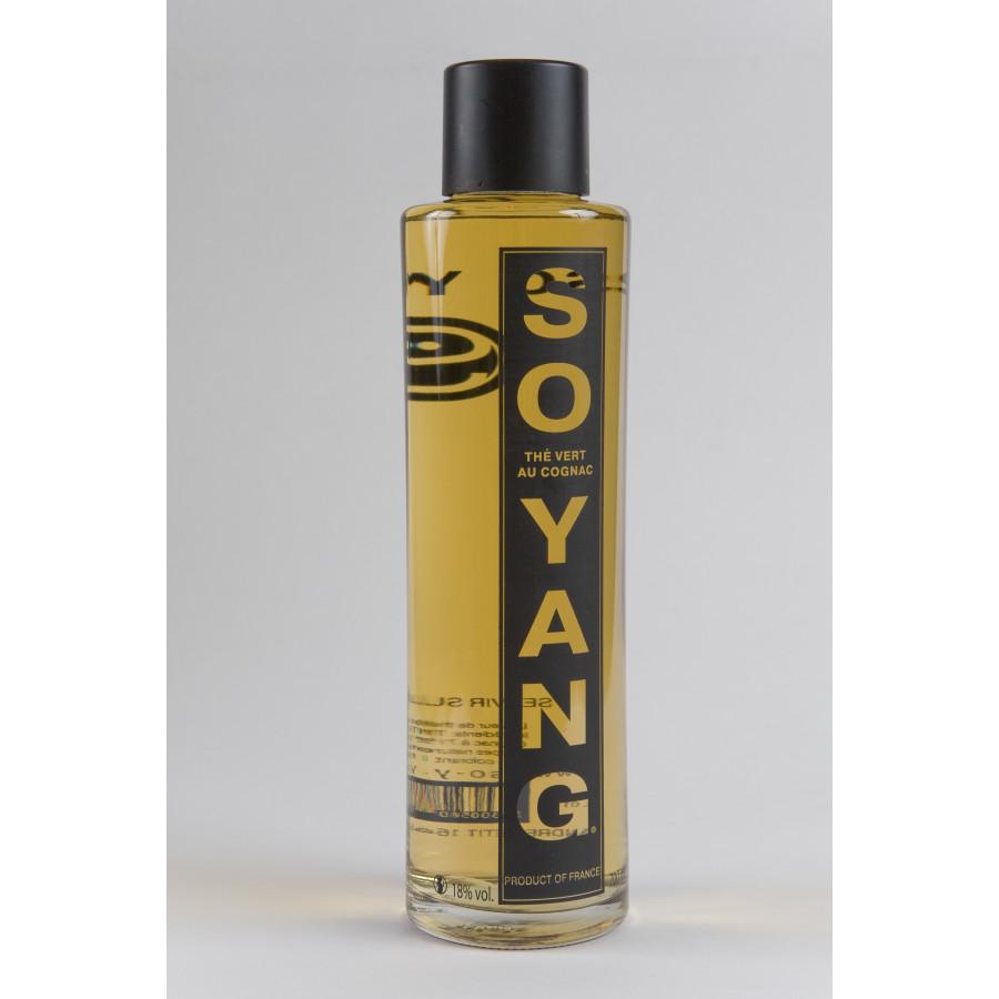 So Yang Green Tea Liqueur Black Cognac 01