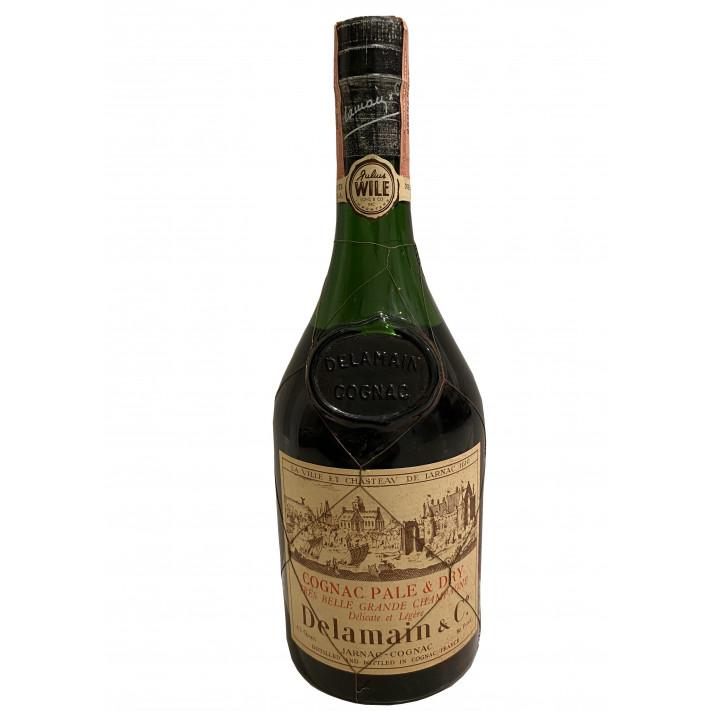 Delamain Pale & Dry Grande Champagne Cognac 01