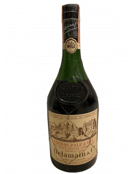 Delamain Pale & Dry Grande Champagne Cognac 08