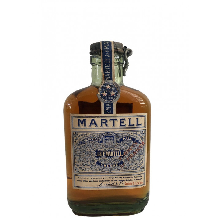 J&F Martell Very Old Pale Cognac 01
