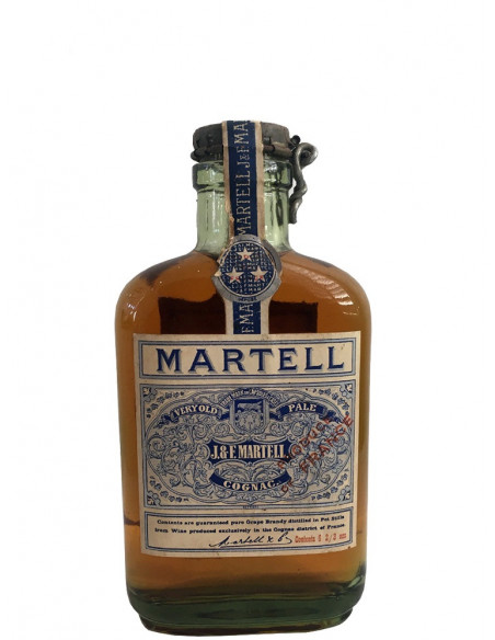 J&F Martell Very Old Pale Cognac 06