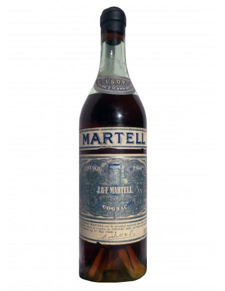 J & F Martell VSOP Cognac 20 years 06