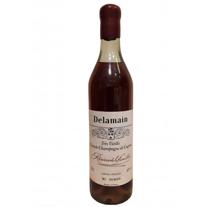 Delamain Tres Vieille Réserve de Famille Grande Champagne 1995 01