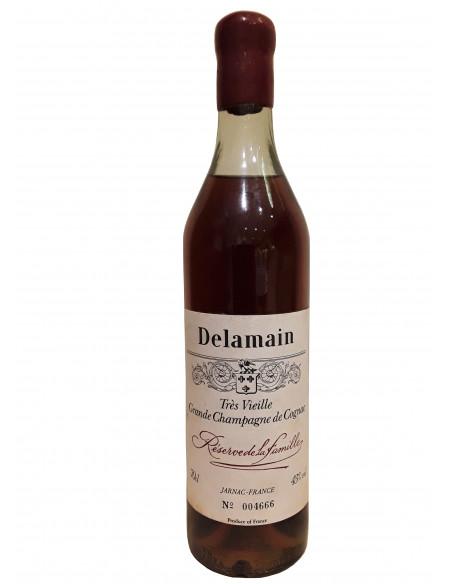 Delamain Tres Vieille Réserve de Famille Grande Champagne 1995 05