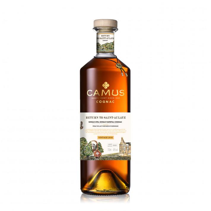 Camus Return To Saint-Aulaye Cognac 01