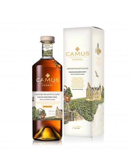 Camus Return To Saint-Aulaye Cognac 04