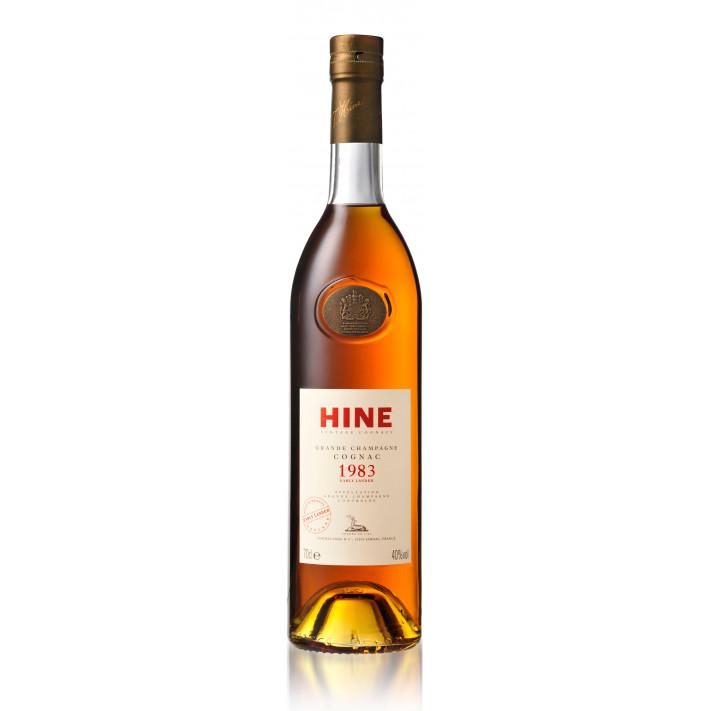 Hine Millésime 1983 Early Landed Cognac 01