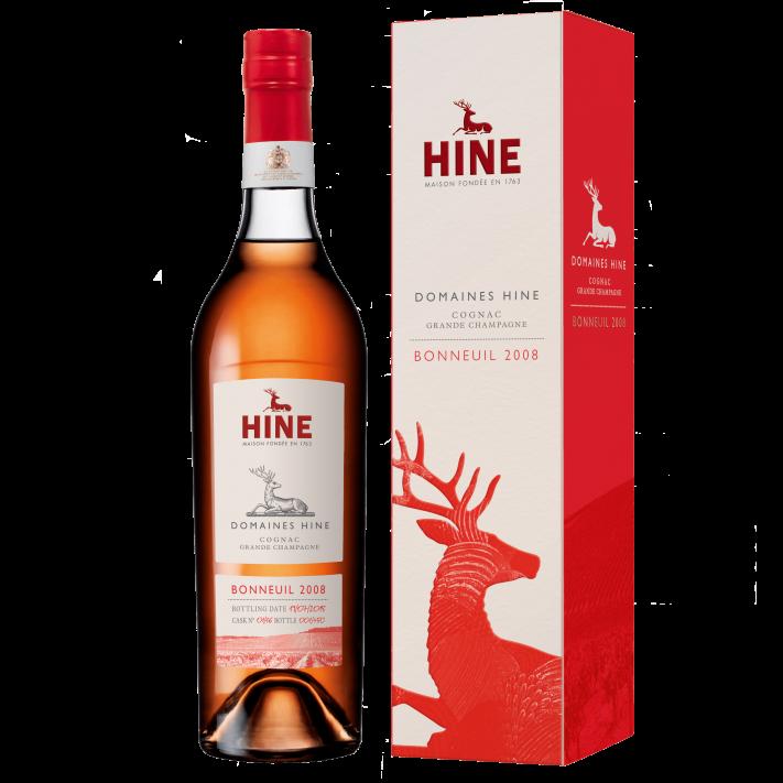 Hine Bonneuil 2008 Vintage Cognac 01