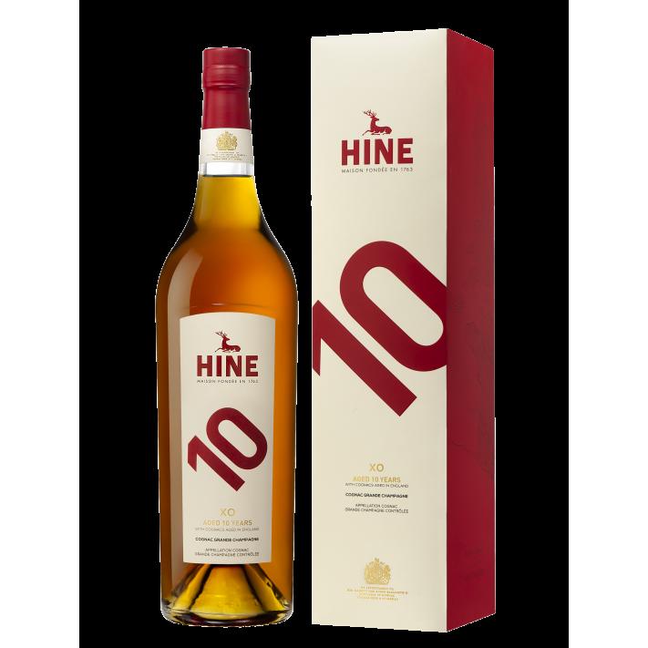 Hine XO Aged 10 Years Cognac 01