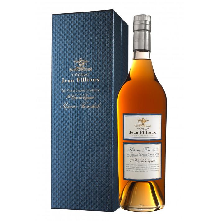 Jean Fillioux Réserve Familiale Cognac 01